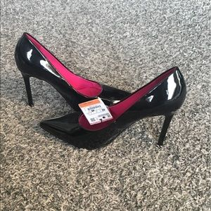 Patent leather Zara shoes